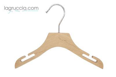 Grucce per bambini in legno faggio cm 26  art.99054/26RBW