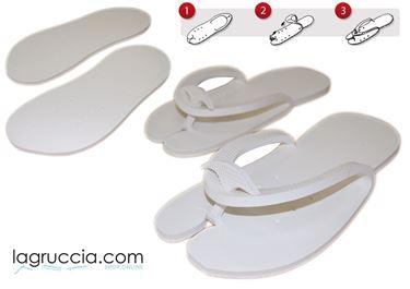 LaGruccia.com SHOP ONLINE. SLIPPER FOR SPA HOTEL d887dd4dddb